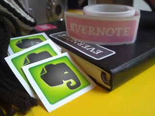 私がタスク管理ツールにEvernoteを使う5つの理由