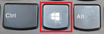 Windows10をショートカットキーで終了する方法